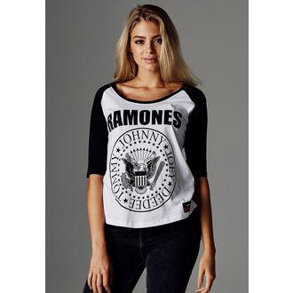 t-shirt metal donna Ramones - URBAN CLASSICS - URBAN CLASSICS, NNM, Ramones