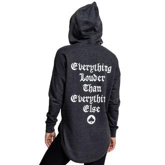 felpa con capuccio donna Motörhead - Everything -, Motörhead