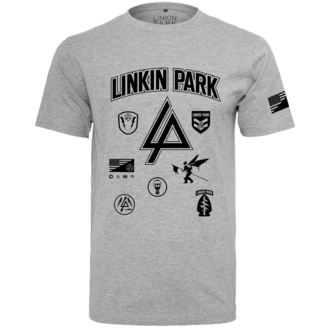 t-shirt metal uomo Linkin Park - Patches -, Linkin Park