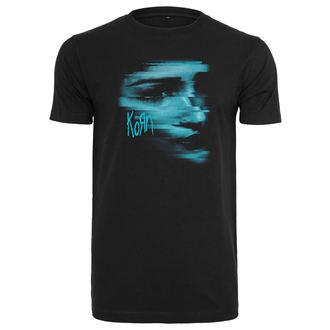 t-shirt metal uomo Korn - Face - NNM, NNM, Korn