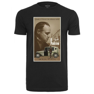 t-shirt film uomo The Godfather - Poster - NNM, NNM, Il padrino