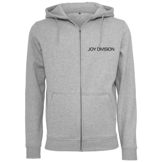 felpa con capuccio uomo Joy Division - heather grey - NNM, NNM, Joy Division