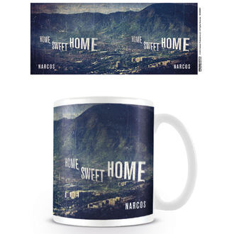 tazza Narcos - Home Sweet Home - PYRAMID POSTERS, PYRAMID POSTERS