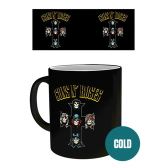 Tazza con thermofoil Guns N' Roses - GB posters, GB posters, Guns N' Roses