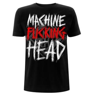 t-shirt metal uomo Machine Head - Bang Your Head - NNM, NNM, Machine Head