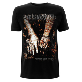 t-shirt metal uomo Machine Head - The More Things Change - NNM, NNM, Machine Head