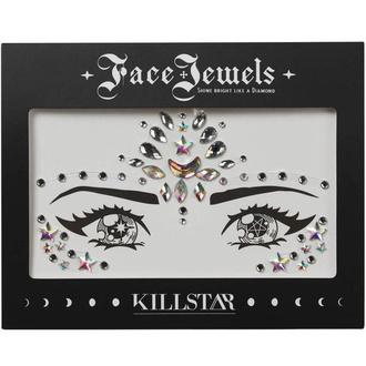 Strass facciali autoadesivi KILLSTAR - Moon Child - AURA, KILLSTAR