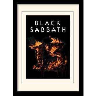 Poster incorniciato Black Sabbath - (13) - PYRAMID POSTERS, PYRAMID POSTERS, Black Sabbath