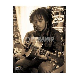 poster Bob Marley (Seduta) - MPP50272, PYRAMID POSTERS, Bob Marley