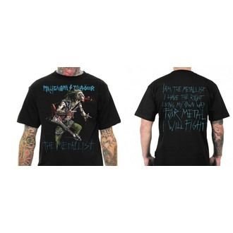 t-shirt metal uomo Malignant Tumour - THE METALLIST WITH GUITAR - NNM, NNM, Malignant Tumour