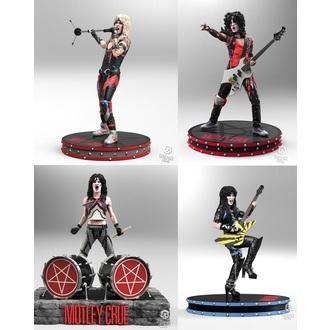 figure (set) Mötley Crüe - Band - Roccia Iconz, KNUCKLEBONZ, Mötley Crüe
