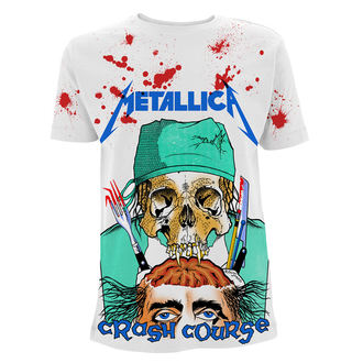 t-shirt metal uomo Metallica - Crash Course In Brain Surgery -, Metallica