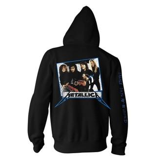 felpa con capuccio uomo Metallica - Garage OG -, Metallica