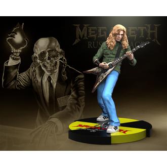 Statua/ figura Megadeth - Dave Mustaine - KNUCKLEBONZ, KNUCKLEBONZ, Megadeth