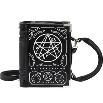 Borsa KILLSTAR - NECRONOMICON - NERO, KILLSTAR