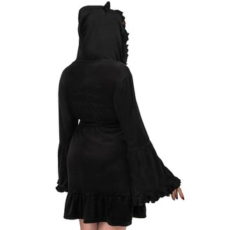 Accappatoio Da donna KILLSTAR - NIGHT MARRY - NERO, KILLSTAR