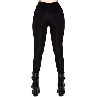Pantaloni da donna (leggins) KILLSTAR - Night Terror - NERO, KILLSTAR