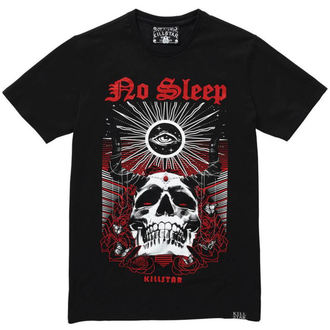 t-shirt uomo - NO SLEEP T-SHIRT - KILLSTAR