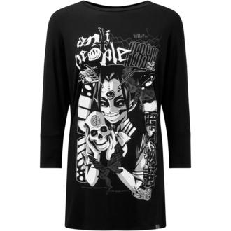 Maglietta da donna con maniche a 3/4 KILLSTAR - No Fairytale - Raglan, KILLSTAR