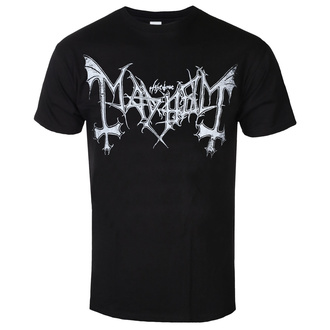 t-shirt metal uomo Mayhem - Distressed Logo - RAZAMATAZ, RAZAMATAZ, Mayhem
