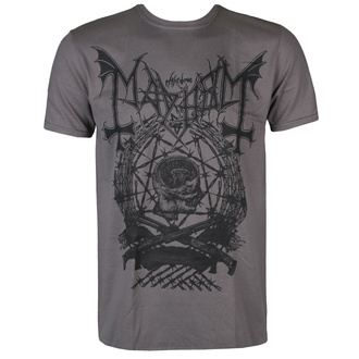 t-shirt metal uomo Mayhem - Barbed Wire - RAZAMATAZ, RAZAMATAZ, Mayhem