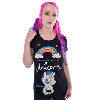 t-shirt donna - NOT WEIRD - CUPCAKE CULT, CUPCAKE CULT
