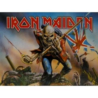 bandiera Iron Maiden - Trooper, HEART ROCK, Iron Maiden