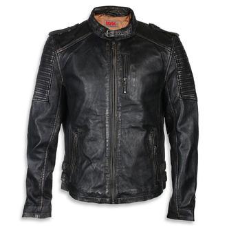 giacca di pelle AC-DC - Black/beige - NNM, NNM, AC-DC