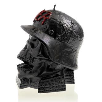 candela SLAYER - WEHRMACH - NERO METALLICO - PLASTIC HEAD, PLASTIC HEAD, Slayer