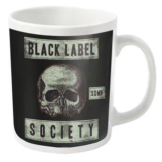 tazza BLACK LABEL SOCIETY - DOOM TROOPER - PLASTIC HEAD, PLASTIC HEAD, Black Label Society
