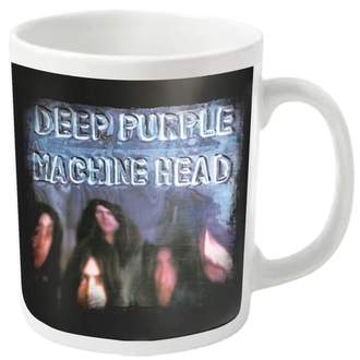tazza DEEP PURPLE - MACHINE HEAD - PLASTIC HEAD, PLASTIC HEAD, Deep Purple