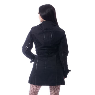 cappotto CHEMICAL BLACK - CANAL - NERO, CHEMICAL BLACK