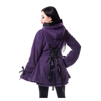 cappotto POIZEN INDUSTRIES - ALISON - VIOLA, POIZEN INDUSTRIES