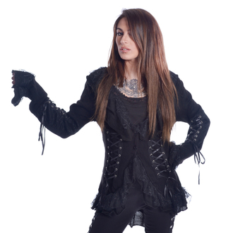 maglione POIZEN INDUSTRIES - 4726 GOTHIC - NERO, POIZEN INDUSTRIES