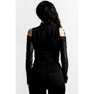 Maglietta da donna a maniche lunghe KILLSTAR - Point It Out - Nero, KILLSTAR