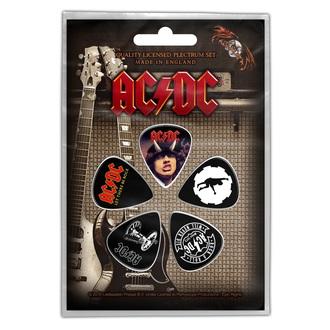 plettri AC  /  DC  - HIGHWAY FOR THOSE LET THERE - RAZAMATAZ, RAZAMATAZ, AC-DC
