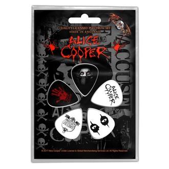 Plettri Alice Cooper - Eyes - RAZAMATAZ, RAZAMATAZ, Alice Cooper