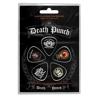 plettri FIVE FINGER DEATH PUNCH - RAZAMATAZ, RAZAMATAZ, Five Finger Death Punch