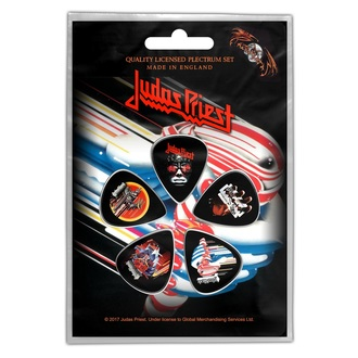 plettri JUDAS PRIEST - TURBO - RAZAMATAZ, RAZAMATAZ, Judas Priest