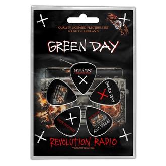 plettri  Green Day - Revolution - ROCK OFF, ROCK OFF, Green Day