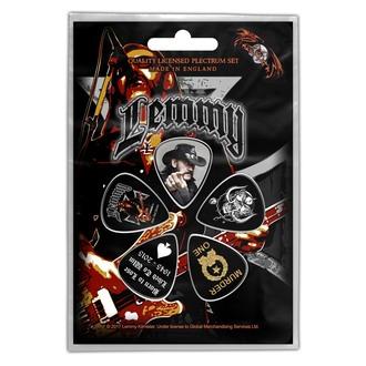 plettri  Motörhead - Lemmy- Stone death forever - ROCK OFF, ROCK OFF, Motörhead
