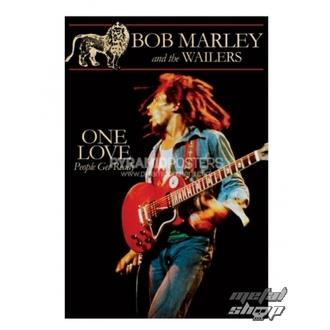 poster Bob Marley (Wailers) - PP31315, PYRAMID POSTERS, Bob Marley