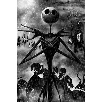 Poster Nightmare Before Christmas, NNM, Nightmare Before Christmas