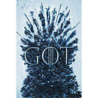 Poster Game of thrones, NNM, Il trono di spade