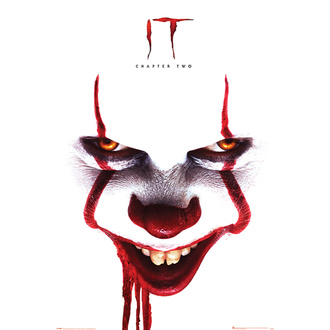 Poster IT 2 - Pennywise - PYRAMID POSTERS, PYRAMID POSTERS
