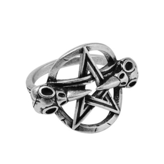 Anello KILLSTAR - Prey - ARGENTO, KILLSTAR