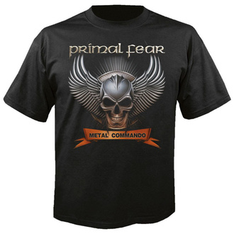 Maglietta da uomo PRIMAL FEAR - Metal commando 2 - NUCLEAR BLAST, NUCLEAR BLAST, Primal Fear
