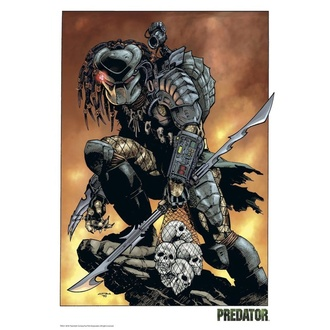 Stampa Predator - Comic, NNM, Predator
