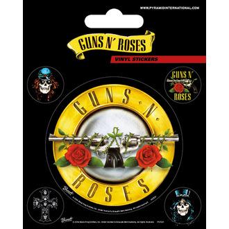Adesivi Guns N' Roses - PYRAMID POSTERS, PYRAMID POSTERS, Guns N' Roses