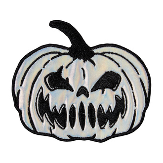 Toppa (applique per ferro da stiro) KILLSTAR - Pumpkween, KILLSTAR